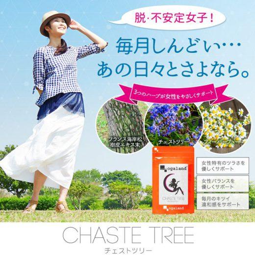 チェストツリー
