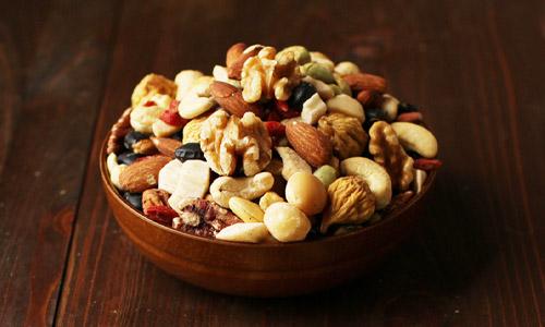 10種のミックスナッツ